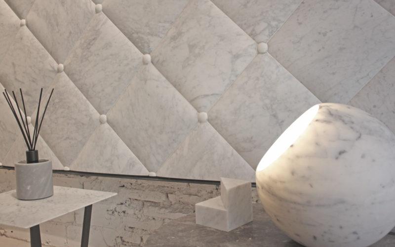 Milano 2019 | Il marmo, leggero ed essenziale come il design
