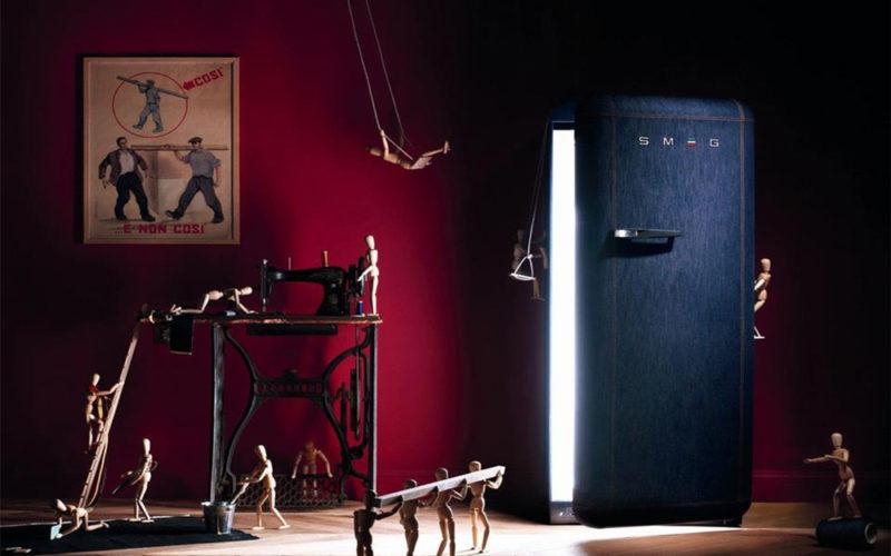Il frigorifero | Un enorme contributo in cucina.